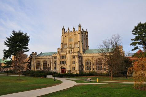 Photo from commons.wikimedia.org; Vassar College