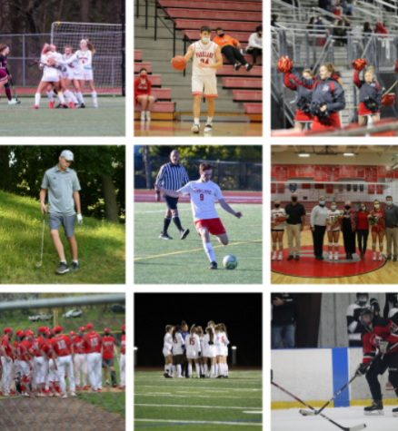 Photos from the Par Key Yearbook Staff, collage by Jake Wiener