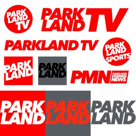 Artwork courtesy of Ken Carpenetti; As Parkland TVs Digital Media Director, Ken designs standout graphics and logos for social media and broadcasts